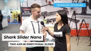 Bi-directional ifootage slider