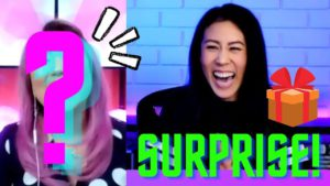 Surprising my Giveaway winners