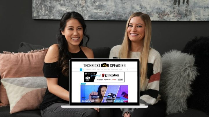 Website Launch with iJustine!