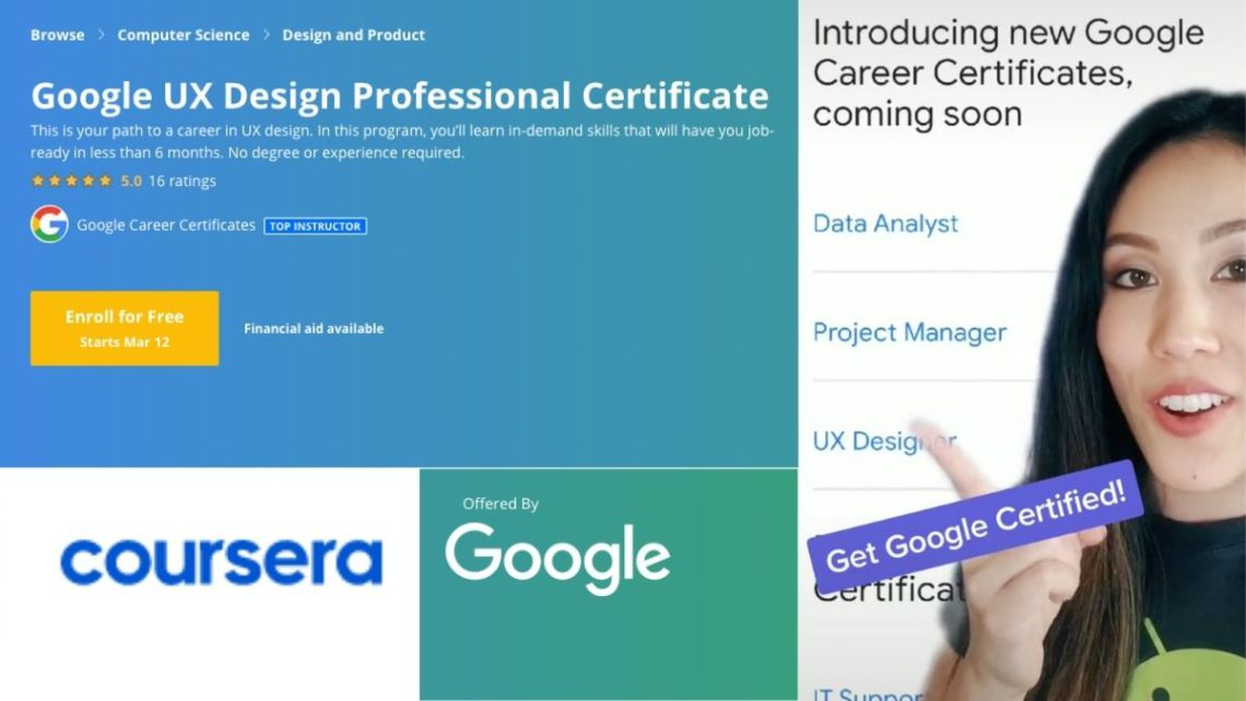 Google Career Certificates Are Finally Here!