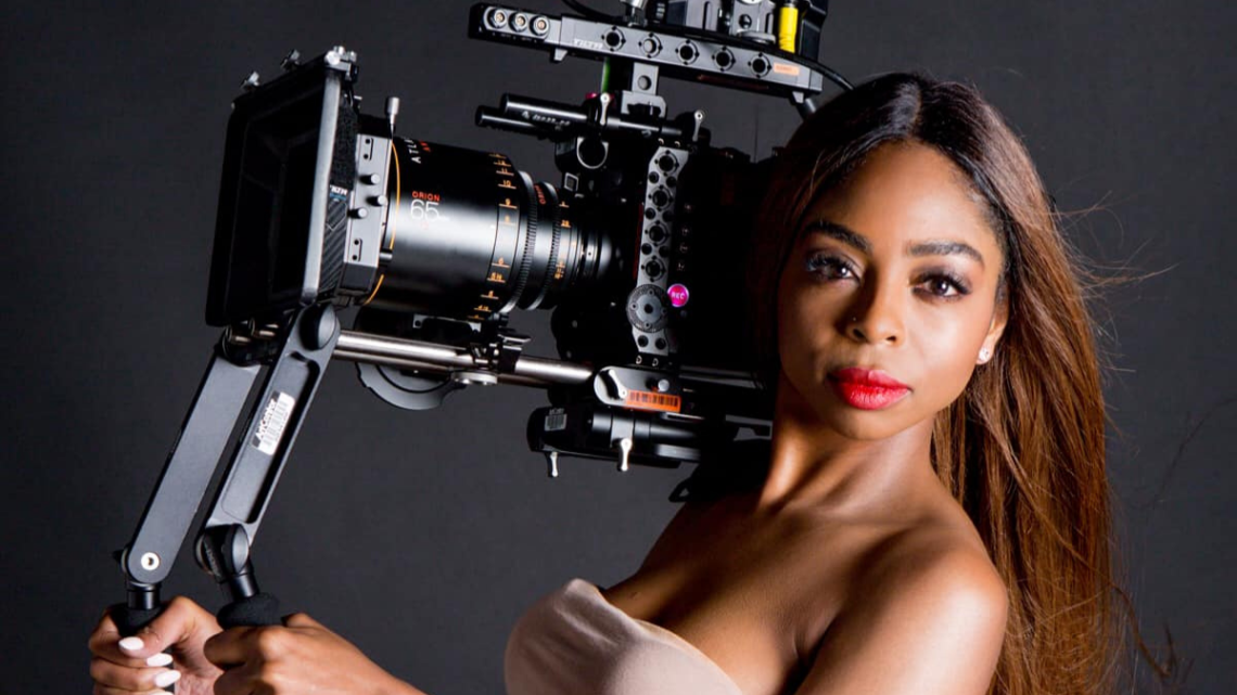 Kimisha Renee Davis, Cinematographer & Director